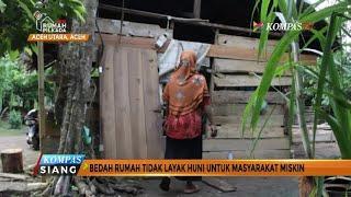 Bedah Rumah Tak Layak Huni untuk Masyarakat Miskin