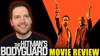 The Hitman's Bodyguard - Movie Review