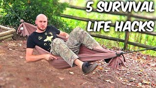 5 Survival Life Hacks