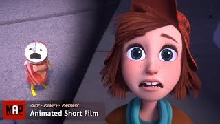"CGI 3D Animated Short Film ""CAN I STAY"" Heartwarming Animation by Ringling College"
