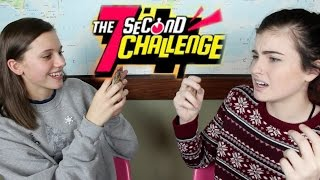 7 SECOND CHALLENGE ft. COLL IS COOL