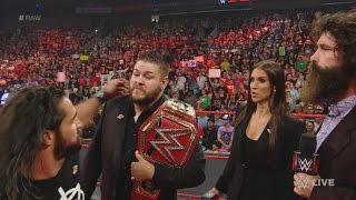 WWE RAW 9/5/16 FULL SHOW REVIEW- KEVIN OWENS' WIN MAKES STEPHANIE LOSE CONTROL OF COMPANY