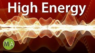 High Energy Builder 'Pizzazz' (Workout Music) - Isochronic Tones