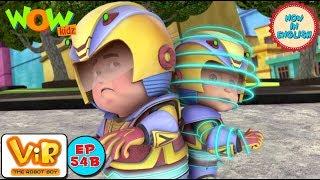 Vir: The Robot Boy - Bunty the robot boy - As Seen On HungamaTV - IN ENGLISH