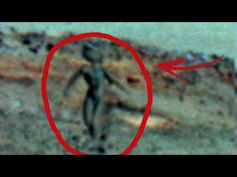 Extraterrestres en Marte: vídeo secreto