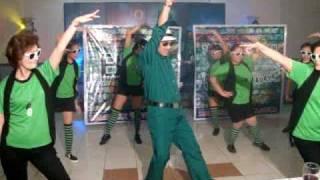 BDO BULACAN Xmas Party-green team presentation(zamora,malhacan, meycauayan,Obando)