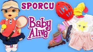 YENİ 💓💓💓 Baby Alive Kardeşlere Spor Kıyafet ve Aksesuar Aldım |  Oyuncak Açma |  Oyuncak Butiğim
