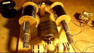 PMH Generator's Strange Effect demonstration (unedited video)