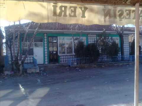 Eskişehir Sivrihisar Kaldırım köyü