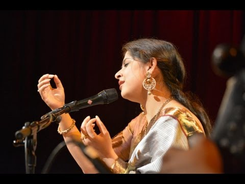 Kaushiki Chakrabarty A devotional bhajan in raga Bhairavi with Soumik Datta and Vijay Ghate