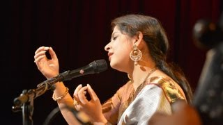 Kaushiki Chakrabarty - A devotional bhajan in raga Bhairavi with Soumik Datta and Vijay Ghate