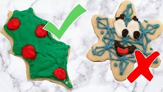 CHRISTMAS COOKIE CHALLENGE! 🍪