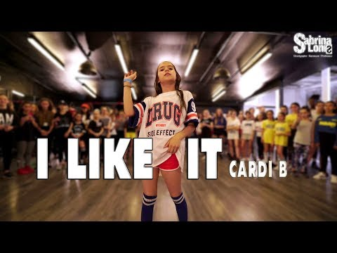 Xxx Mp4 CARDI B – I Like It Street Dance Choreography Sabrina Lonis 3gp Sex