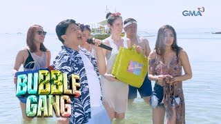 Bubble Gang: Kuya Wowie, nang-raid sa beach!