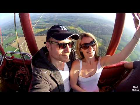 Xxx Mp4 Virgin Hot Air Balloon Ride 8th April 2017 Short Version Woolhampton To Carmel School 3gp Sex