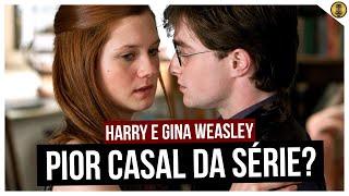 POR QUE GINA E HARRY É O PIOR CASAL DE HARRY POTTER?