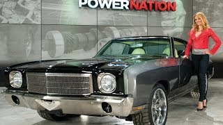PowerNation Week #7 - Monte Carlo Project G-Machine