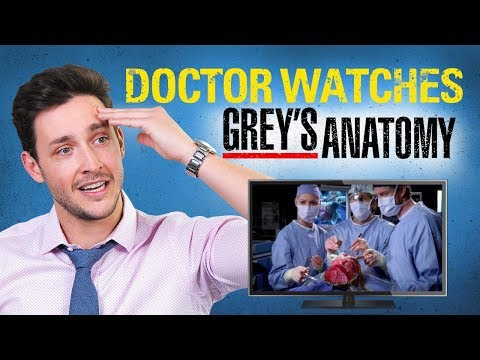 Xxx Mp4 Real Doctor Reacts To GREY S ANATOMY Medical Drama Review Doctor Mike 3gp Sex