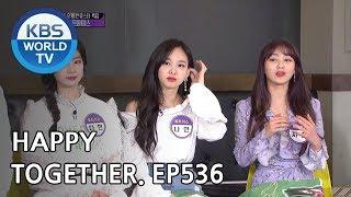 Happy Together I  해피투게더 - Hong Soohyun, TWICE, Hwang Chiyeul, Im Taekyung,  etc. [ENG/2018.05.03]