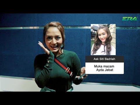 Ask Me Question Bersama Siti Badriah