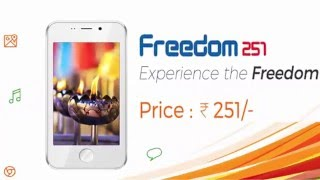 cheapest phone in the world freedam 251  First $4 Phone by Ringing Bells Review