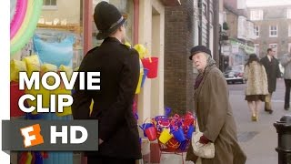 The Lady in the Van Movie CLIP - I'm Minding My Own Business (2015) - Maggie Smith Drama Movie HD