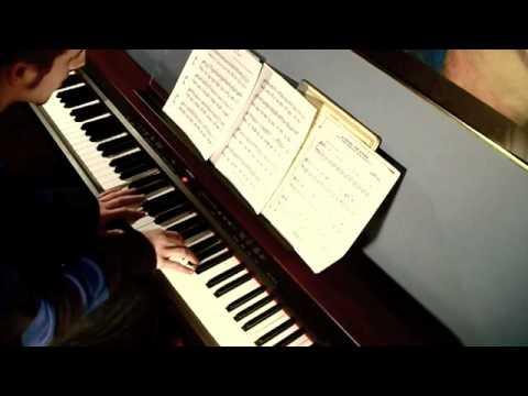 Carter Burwell  - Twilight - Bella's Lullaby Piano Version