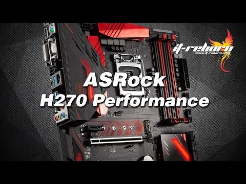 Asrock H270 Fatal1ty Performance แรงคุ้มค่าในราคา 4,XXX บาท