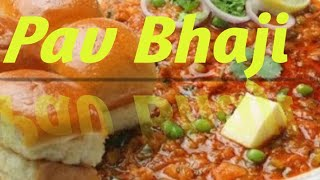 How to make Delicious Pav Bhaji at Home-- With 3.2 Million + Views.