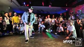 Dougie Battle Final 阿克 vs 劉力瑋 | 20131108 Urban Rhythm Hip Hop Party Vol.7 Taipei