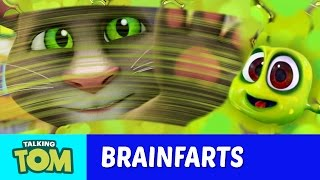 Talking Tom's Brainfarts feat. Jeremy the Germ  - The Importance of Washing Hands