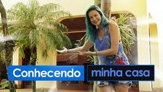 CONHECENDO MINHA CASA PT.1| TAG | Luana Piovani