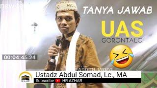 TANYA JAWAB UAS di Gorontalo - oleh Ustadz Abdul Somad