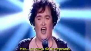 subs espaol  susan boyle  memory from cats