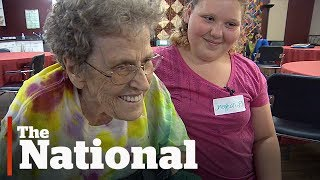 School with Seniors: Program Puts Classes in Care Home
