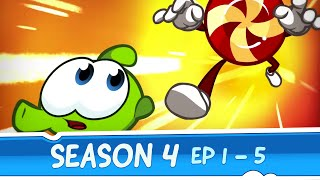 Om Nom Stories Season 4 — Episodes 1 - 5 (Cut the Rope: Magic)