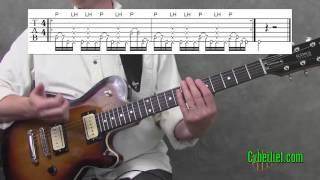 Funky Slap Guitar Groove