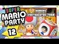 SUPER MARIO PARTY 🎲 #12: Freak Outs & Rage-Quit!