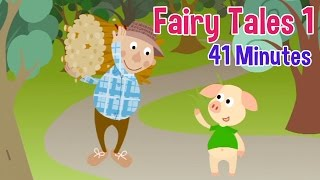 Fairy Tales - Volume 1 (6 Animated Fairy Tales for Children)
