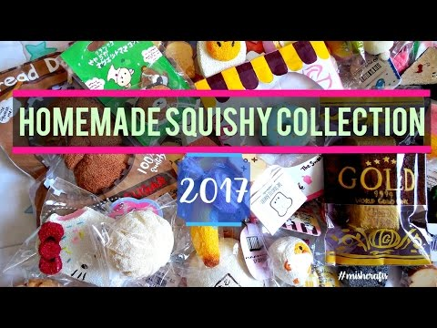 Xxx Mp4 My Homemade Squishy Collection Of 2017 Mishcrafts 3gp Sex