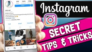 Instagram Tips & Tricks / Secret Hidden Features ##@ Awesome Features | Must Watch