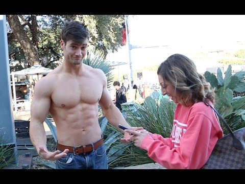 Do Women Want Men With Six Pack Abs CONNOR MURPHY Finds Out The Truth