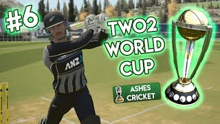 TWO2 WORLD CUP #6 (Ashes Cricket)