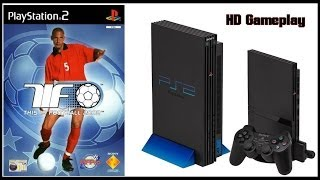 This Is Football 2002 (PS2)(2001) Intro + Gameplay (HD) England V France