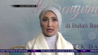 Ineke Koesherawati Jalani Ramadan Tanpa Suami Demi Anak-Anak