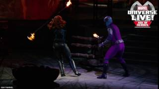 Marvel Universe LIVE! Featuring Black Widow