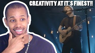 ED SHEERAN - BLOODSTREAM LIVE ON THE HONDA STAGE AT THE iHEART RADIO THEATRE NY REACTION