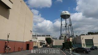 Walt Disney Studios Burbank California