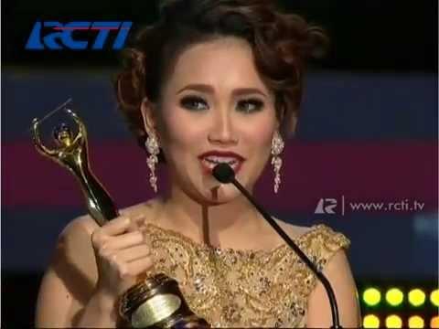 Ayu Ting Ting - Artis Solo Wanita Dangdut Kontemporer Terbaik - AMI Awards 2014