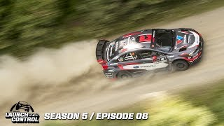 Launch Control: New England Forest Rally 2017  – Episode 5.08
